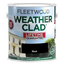 Fleetwood Weatherclad Black 5L