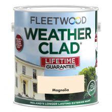 Fleetwood Weatherclad Magnolia 5L