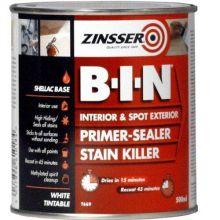 Zinsser BIN Primer Seal 500ml
