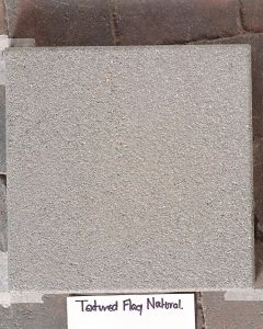 Tobermore Textured Paving Flag Natural 400mm X 400mm X 40mm