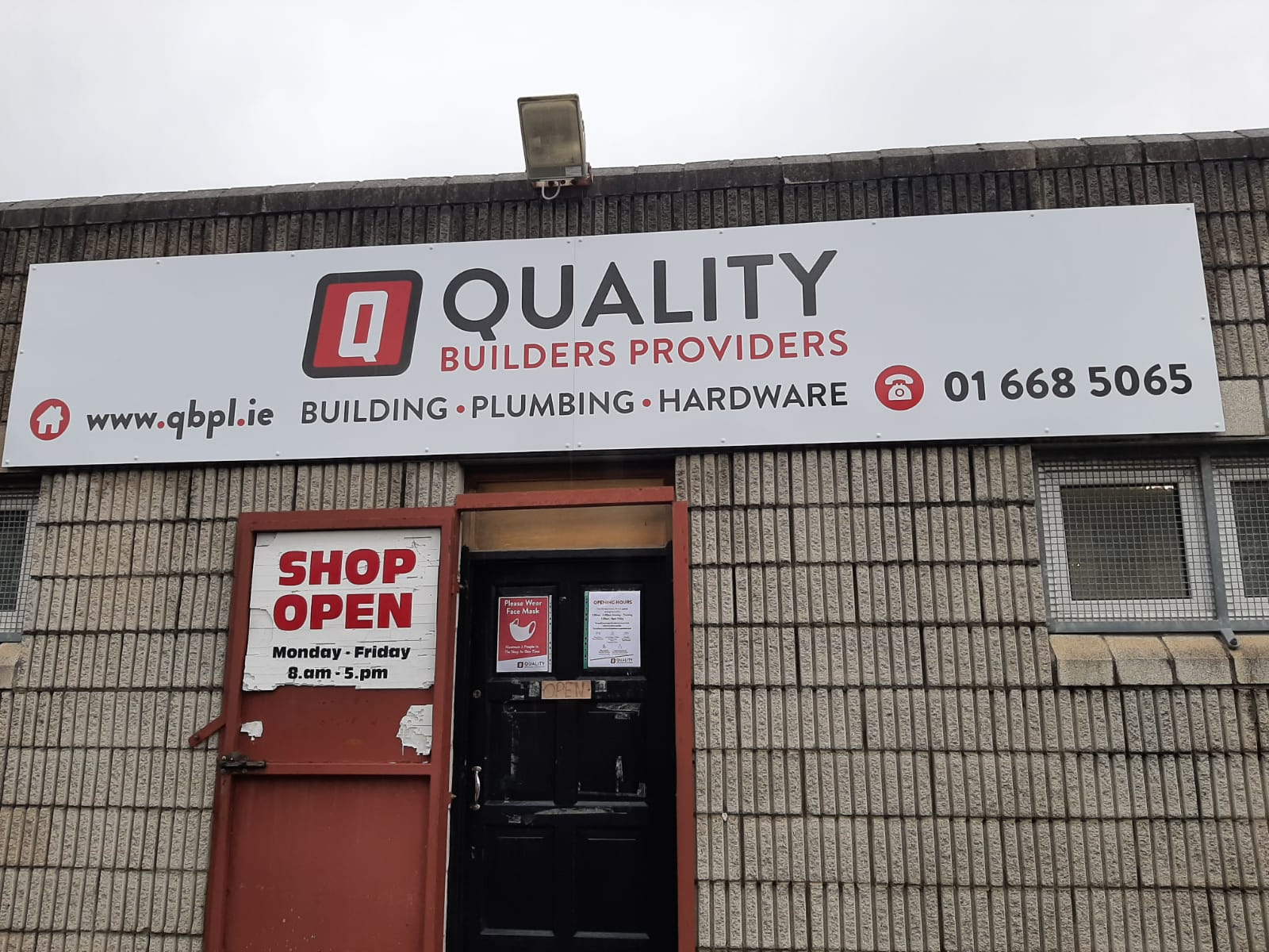 Quality Builders Providers Ringsend