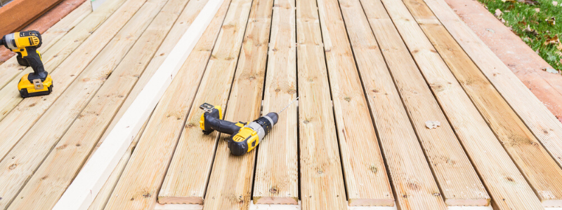 The Builder's Guide to Timber Decking